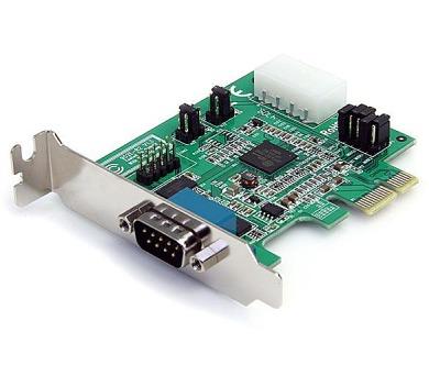 DELL 2-portová karta/ 2x sériový port COM RS232/ PCIe/ low profile (full profile záslepka v balení)
