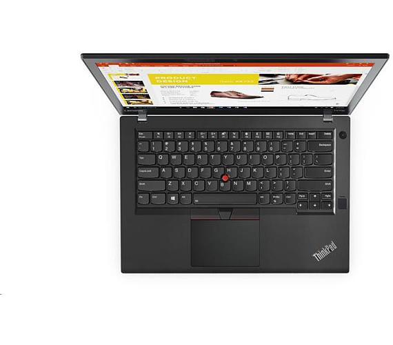 "Lenovo ThinkPad T470p i7-7700HQ/8GB/512GB SSD/GeForce2GB/14""WQHD IPS/Win10PRO/Black"