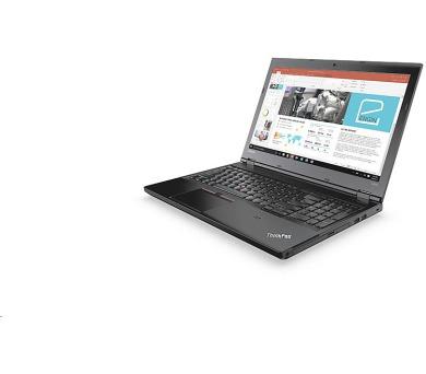 """Lenovo ThinkPad L570 i7-7500U/8GB/256GB SSD/HD Graphics 620/DVD±RW/15,6""""FHD/W10PRO/Black (20J8001XMC)"""