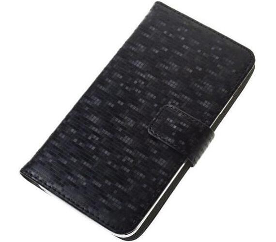 "Aligator Pouzdro BOOK GLAMMY M (4""- 4,5"") Black"