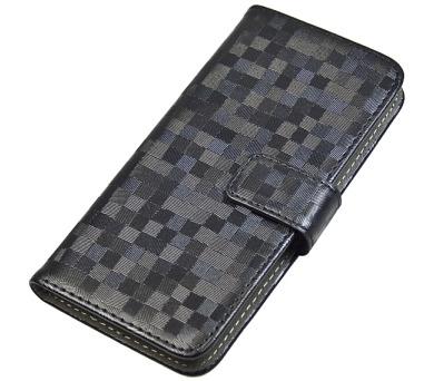 """Aligator Pouzdro BOOK BRILLI vel. S5050 (4,7""""-5,2"""")black"""