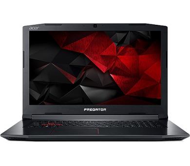 Acer Predator Helios 300 17,3/i7-7700HQ/16G/256SSD+1TB/NV/W10 černý