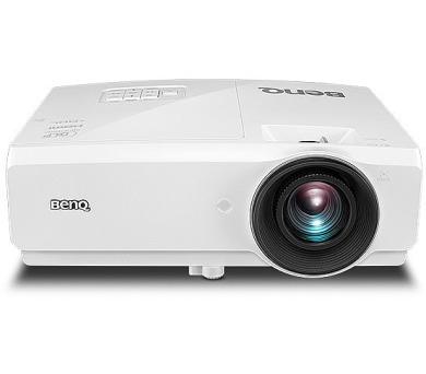 BenQ SX751 XGA/ DLP projektor/ 4300ANSI/ 13000:1/ VGA/ 2x HDMI/ MHL/ LAN (9H.JGG77.24E)