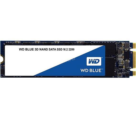 SSD 250GB WD Blue 3D NAND M.2 SATAIII 2280 (WDS250G2B0B)