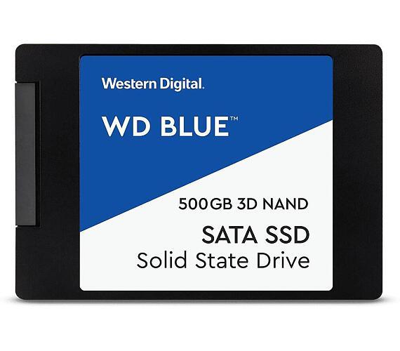 WD BLUE SSD 3D NAND WDS500G2B0A 500GB SATA/600