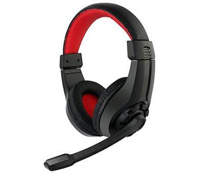Sluchátka s mik Gembird GHS-01 Gaming black