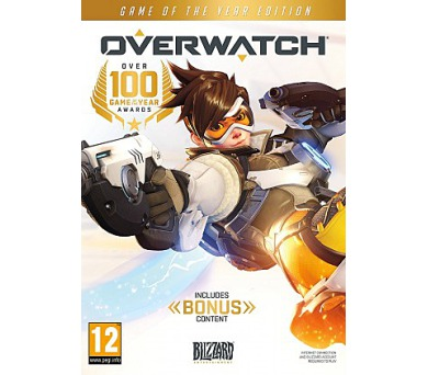 PC - Overwatch GOTY CZ