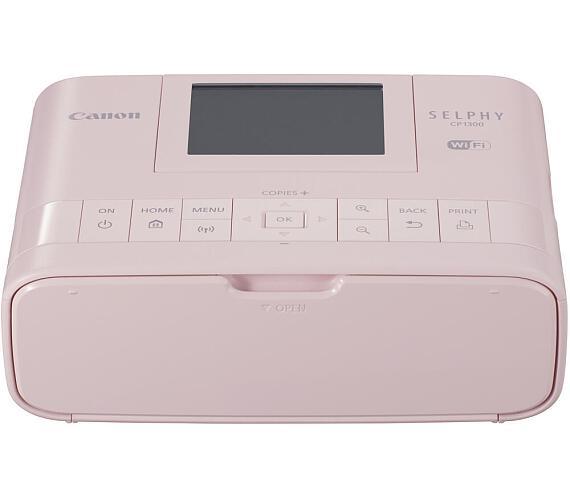 CANON CP1300 Selphy PINK - termosublimační tiskárna (2236C002)