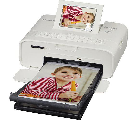 CANON CP1300 Selphy WHITE - termosublimační tiskárna