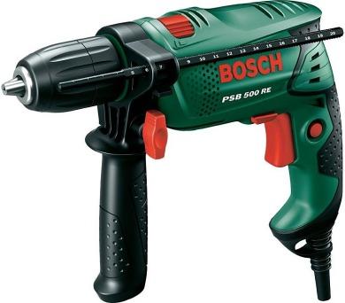 Bosch EasyImpact 550 - kufr