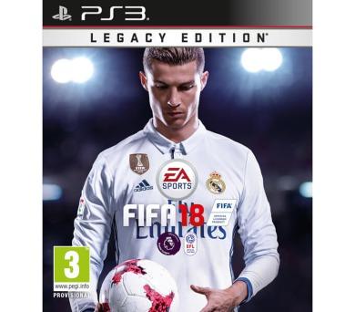 FIFA 18 hra PS3 EA EA Games + DOPRAVA ZDARMA