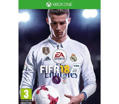 FIFA 18 hra XONE EA EA Games