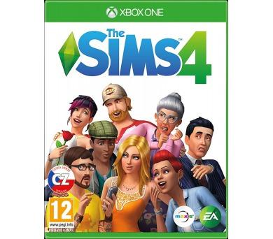 The Sims 4 hra XONE EA EA Games + DOPRAVA ZDARMA