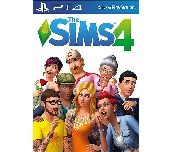 The Sims 4 hra PS4 EA EA Games + DOPRAVA ZDARMA