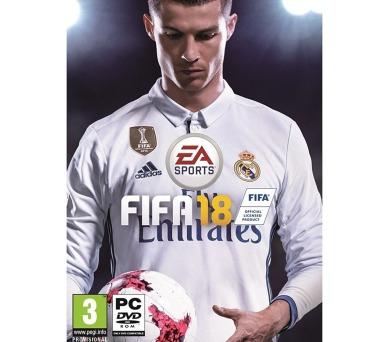 Hra EA FIFA 18 hra PC