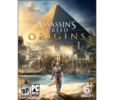 Ubisoft Assassins Creed Origins PC