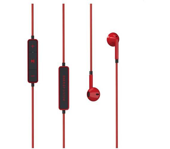 ENERGY Earphones 1 Bluetooth Red (428410)