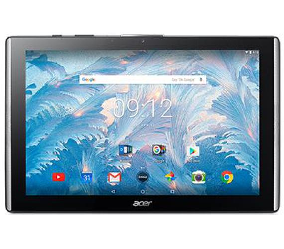 "Acer Iconia One 10 B3-A40 MTK MT8167/10"" IPS Touch 1280x800/2GB/eMMC 16GB/BT/Android 7.0/Black (NT.L"