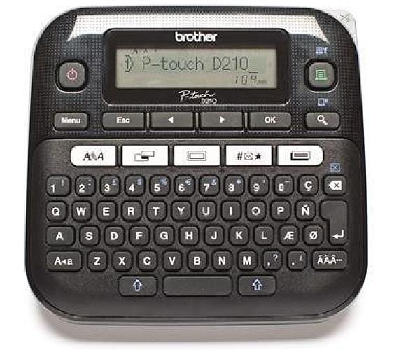 Brother PT-D210