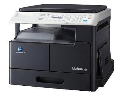 Minolta Bizhub 226 set1 (DF-625+AD-509+MK-749+NC-504) (A8A50211) + DOPRAVA ZDARMA