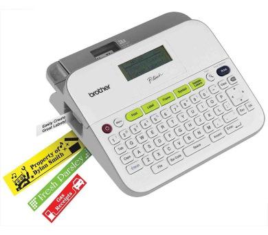 Brother PT-D400 tiskárna samolepících štítků + DOPRAVA ZDARMA
