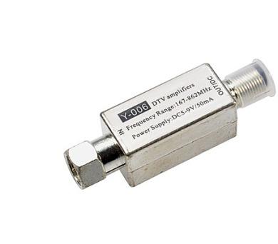 Solight zesilovač pro venkovní antény 17dB HNZ01-A