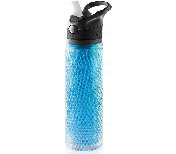 ASOBU chladící láhev na nápoje Deep Freeze modrá 600ml