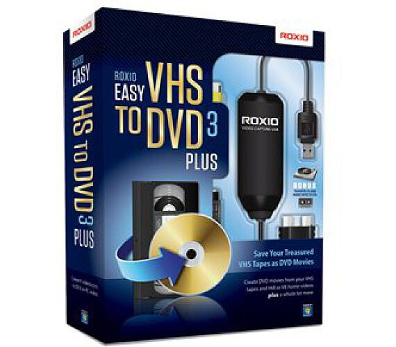 Easy VHS to DVD 3 Plus (251000EU)