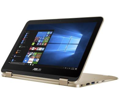 """ASUS TP203NA-BP034TS Celeron N3350/4G/32G EMMC/UMA/11,6"""" IPS/HD/Touch/W10/Shimmering Gold + DOPRAVA ZDARMA"""