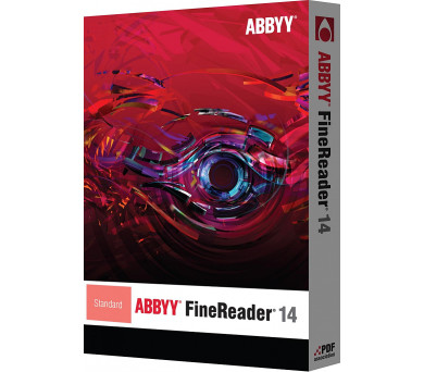 ABBYY FineReader 14 Standard / standalone / ESD + DOPRAVA ZDARMA