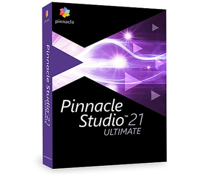Pinnacle Studio 21 Ultimate ML EU + DOPRAVA ZDARMA