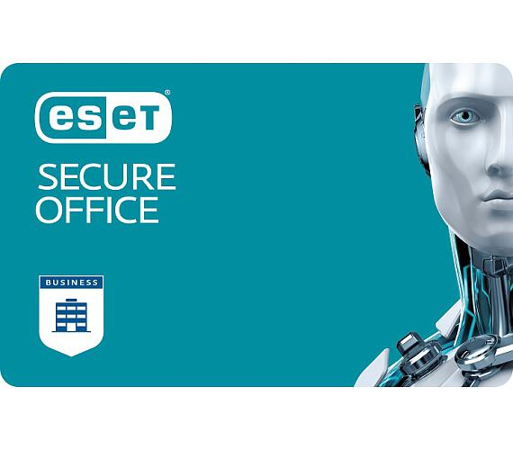 ESET Secure Office (5-10) inst. na 2 roky (SECOFF5-10-2Y)