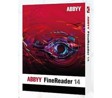 ABBYY FineReader 14 Standard / Upgrade / standalone / EDU / ESD + DOPRAVA ZDARMA