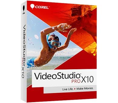 VideoStudio Pro X10 ML + DOPRAVA ZDARMA