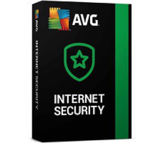 _Nová Licence AVG Internet Security ZAKL. EDICE 1 lic. (12 měs.) SN Email ESD (ISCEN12EXXS001)