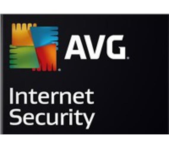 _Nová Licence AVG Internet Security ZAKL. EDICE 1 lic. (24 měs.) SN Email ESD + DOPRAVA ZDARMA