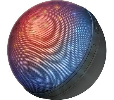 TRUST Dixxo Orb Bluetooth Wireless Speaker with party lights + DOPRAVA ZDARMA