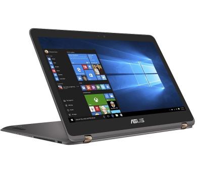 """ASUS UX360UAK-BB304T/ZenBook Flip/ 13,3""""/FullHD Lesklý IPS Touch/ i5-7200U/ 8GB/ 256GB SSD/ Intel H"""