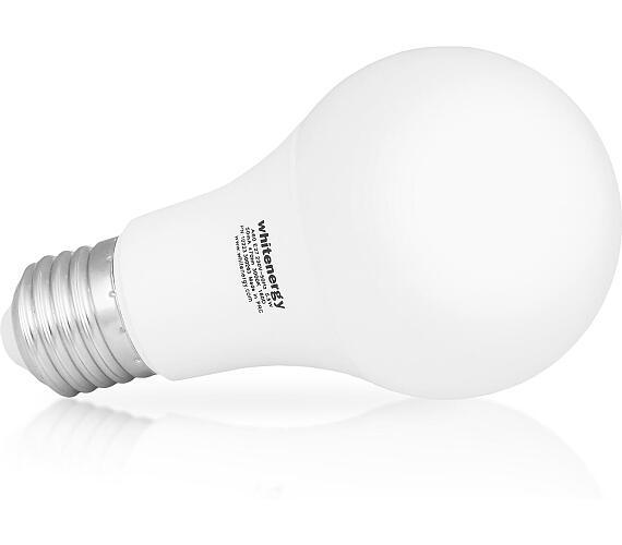 WE LED žárovka SMD2835 A60 E27 8W teplá bílá (10388)