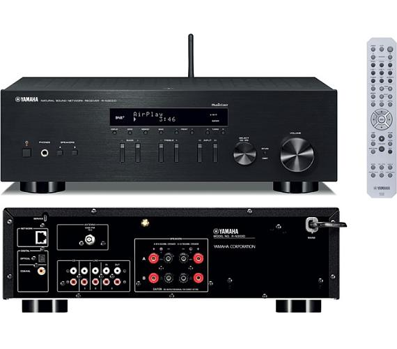 Yamaha R-N303D + DOPRAVA ZDARMA