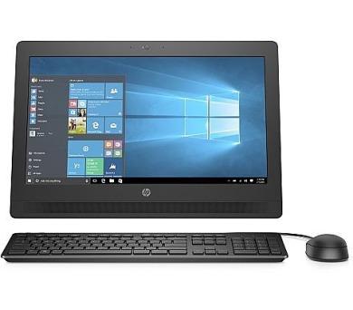 """HP ProOne 400G3/ AiO / 20"""" Touch 1600x900 / i5-7500T/4GB/500GB/HD Graphics/DVDRW /klávesnice+myš/ GLAN,WiFi /W10P + DOPRAVA ZDARMA"""