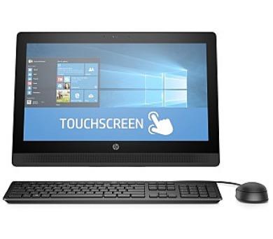 """HP ProOne 400G3/ AiO / 20"""" Touch 1600x900 / i3-7100T/4GB/500GB/HD Graphics/DVDRW /klávesnice+myš/ GLAN,WiFi /W10P + DOPRAVA ZDARMA"""