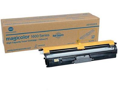Minolta Toner žlutý pro MC1600/1680/1690 (2500 stran)
