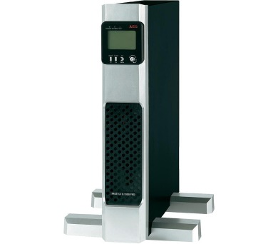 AEG UPS Protect B.1400 PRO/ 1400VA/ 1260W/ 230V/ Tower/ Rack - 2U/ otočný display/ line-interactive UPS + DOPRAVA ZDARMA