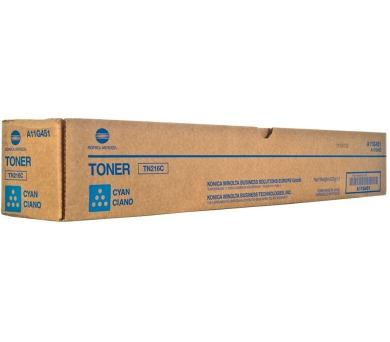Minolta Toner TN-216/ Bizhub C220/ C280/ 26 000 stran/ Modrý (A11G451)
