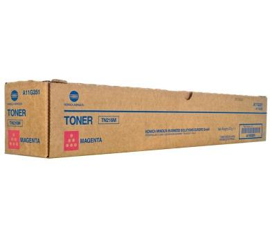 Minolta Toner TN-216/ Bizhub C220/ C280/ 26 000 stran/ Fialový (A11G351)