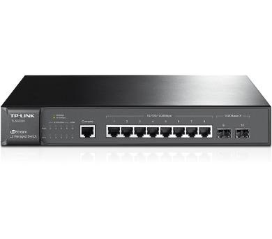 TP-LINK TL-SG3210/ switch 8x 10/100/1000Mpbs/ JetStream™/ L2 Managed/2xSFP + DOPRAVA ZDARMA