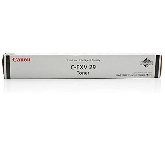 Canon toner C-EXV-29/ iR-C5030/ 5035/ 36 000 stran/ Černý (2790B002)