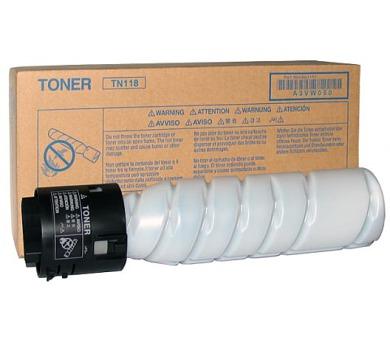 Minolta Toner černý TN-118 pro Bizhub 215/226 (A3VW050)