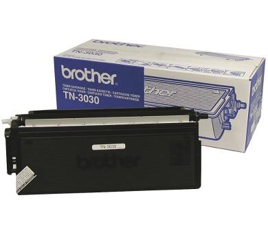 BROTHER tonerová kazeta TN-3030/ HL-51xx/ MFC-8220/ DCP-80xx/ 3500 stránek/ Černý (TN3030)